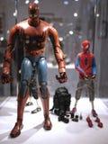 Zahl 3A Spider Man DER SPIELZEUG-SEELE 2015 Stockfotos
