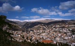 Zahle, Bekaa Valley, der Libanon. Stockfoto