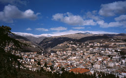 Zahle, Bekaa Valley, Lebanon. Stock Photo