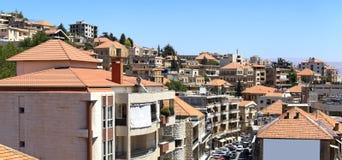 Zahle, Líbano Foto de archivo libre de regalías