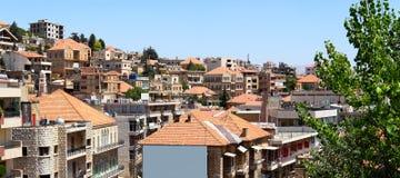 Zahle, Líbano Fotos de archivo libres de regalías