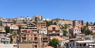 Zahle, Libanon Royalty-vrije Stock Afbeeldingen