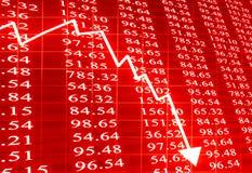 Zahlen auf lager Lizenzfreie Stockfotos