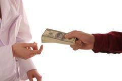 Zahlen für ärztliche Behandlung lizenzfreies stockfoto