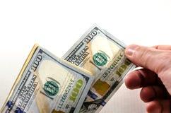 Zahlen Sie meine Schulden Lizenzfreies Stockfoto