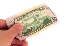 Zahlung Lizenzfreies Stockfoto