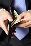 Zahlung Lizenzfreie Stockfotos