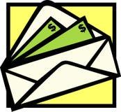Zahlungsanweisung Lizenzfreies Stockbild