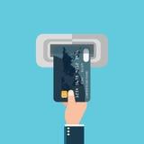 Zahlungsbankwesen-Finanzgeld Stockbilder