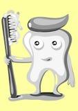 Zahn Lizenzfreie Abbildung