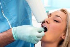 Zahnarzt Lizenzfreies Stockbild