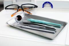 Zahnarzt Instruments Stockbilder