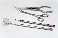 Zahnarzthilfsmittel Lizenzfreies Stockbild