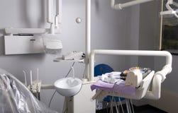 Zahnarztstuhl Lizenzfreie Stockfotografie