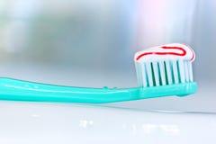 Zahnbürste Lizenzfreies Stockfoto