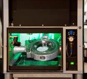 Zahnmedizinische Fräsmaschine Stockbilder