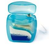 Zahnmedizinische Glasschlacke stockbilder