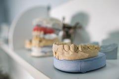 Zahnmedizinische Instrumente und Werkzeuge Lizenzfreies Stockbild