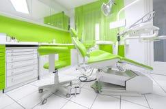 Zahnmedizinische Klinik Stockbild