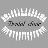 Zahnmedizinische Klinik Lizenzfreie Stockfotos