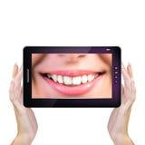 Zahnmedizinische Medizin Stockfotografie