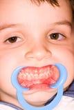 Zahnmedizinische Prüfung Stockbilder