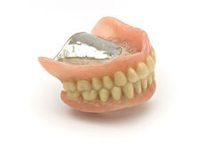 Zahnmedizinische Prothese lizenzfreie stockbilder