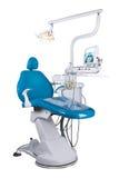 Zahnmedizinischer Stuhl Stockbild