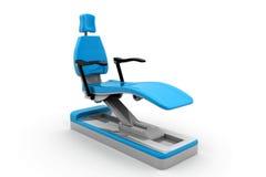 Zahnmedizinischer Stuhl vektor abbildung