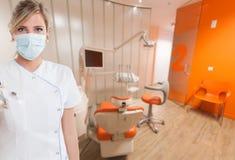 Zahnmedizinisches Betäubungsmittel Stockfotos