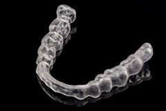 Zahnmedizinisches Bruchstück Stockbild
