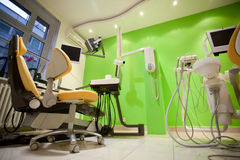 Zahnmedizinisches Studio Lizenzfreies Stockbild