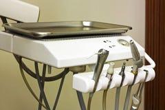 Zahnmedizinisches Tellersegment Lizenzfreie Stockbilder