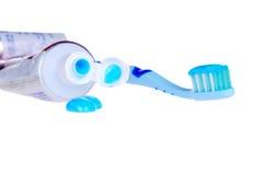 Zahnpasta Stockbild