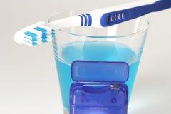 Zahnpflege lizenzfreie stockfotos