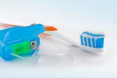 Zahnpflege Lizenzfreie Stockfotografie