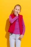 Zahnschmerzen! Stockbilder