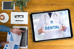 Zahnversicherung stockbild