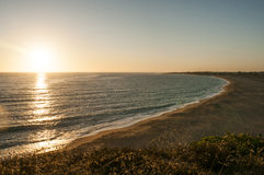 Zahora plaża Obraz Royalty Free