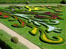 Zahrada. Nice garden in kromeriz - czech republic Stock Photography