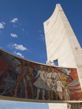 Zaisan Memorial, Ulaanbaatar Royalty Free Stock Image