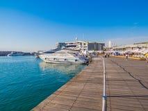 Zaitunay-Bucht in Beirut, der Libanon stockbilder