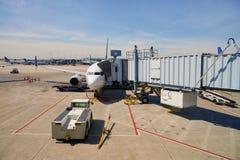 zajęczy Chicago lotniskowy zawody międzynarodowe o Fotografia Stock