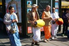 Zajęczy Krishna Zajęczy baran Zdjęcia Royalty Free