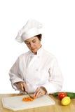 zajęty kucharz serii pracy zdjęcie stock