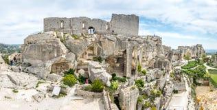 Zając ` nora w Les Provence, Francja Zdjęcie Royalty Free