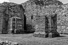 Zajecar, Сербия - 9-ое июля 2017: Историческая археологическая Стоковое Изображение