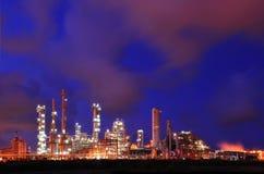 zakład petrochemiczny zdjęcia royalty free