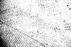Zakłopotanego halftone grunge czarny i biały wektorowa tekstura royalty ilustracja
