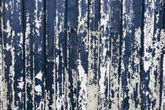 Zakłopotany błękitny i biały tło Zdjęcie Royalty Free